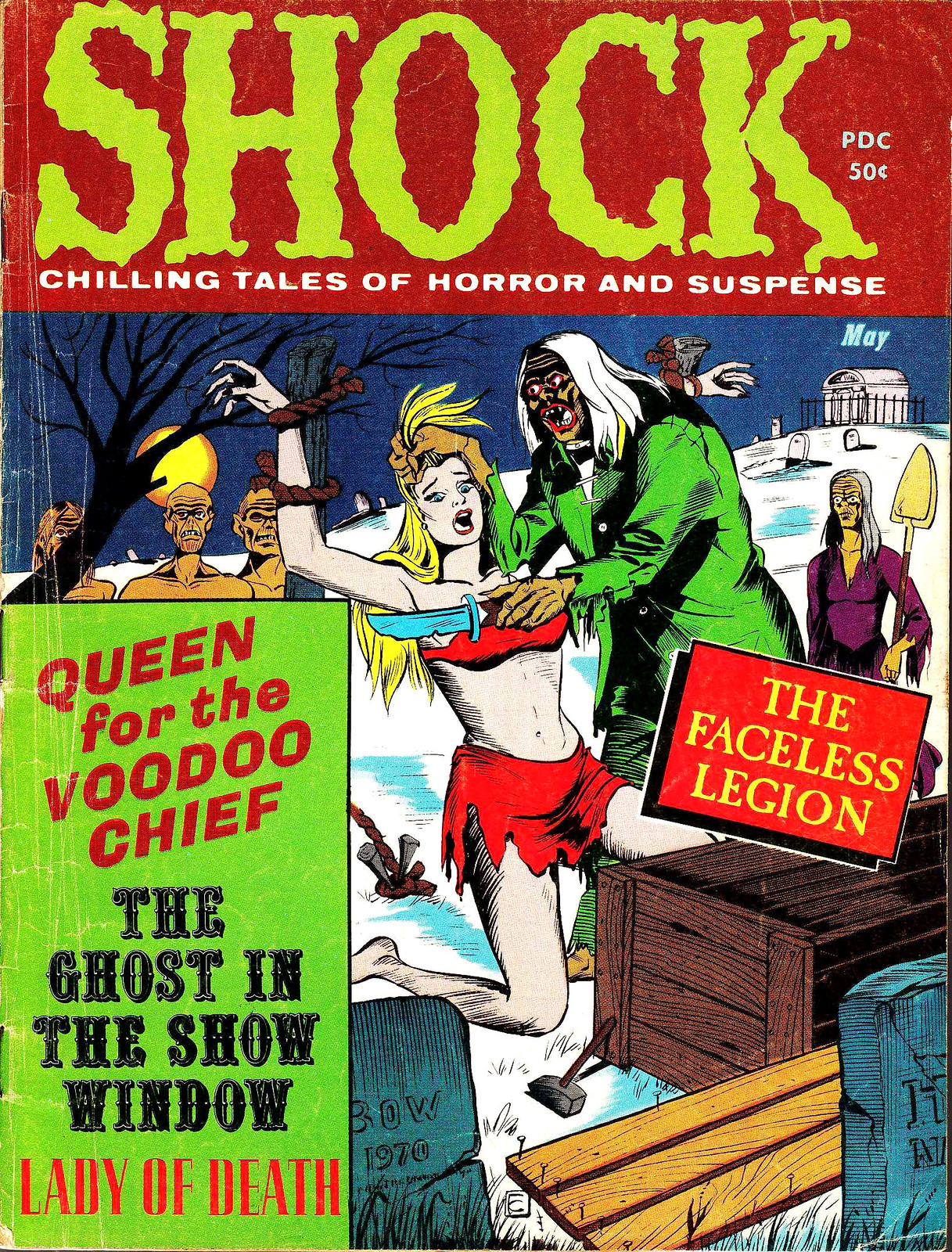 Shock - Volume 3, Issue 02, May 1971