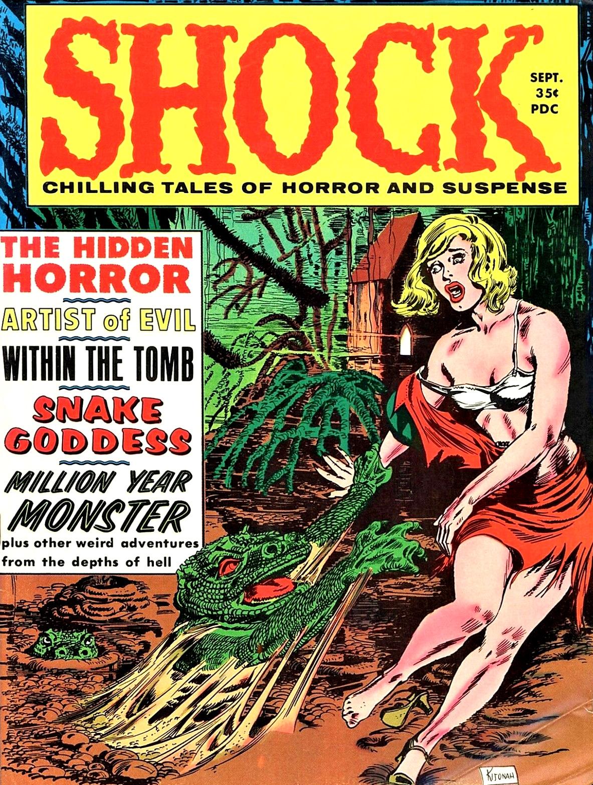 Shock - Volume 1, Issue 03, September 1969