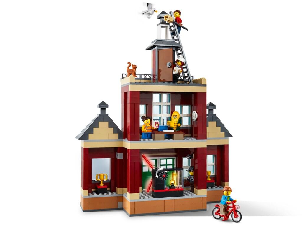 LEGO 60271 城市系列【主廣場】Main Square 發表!