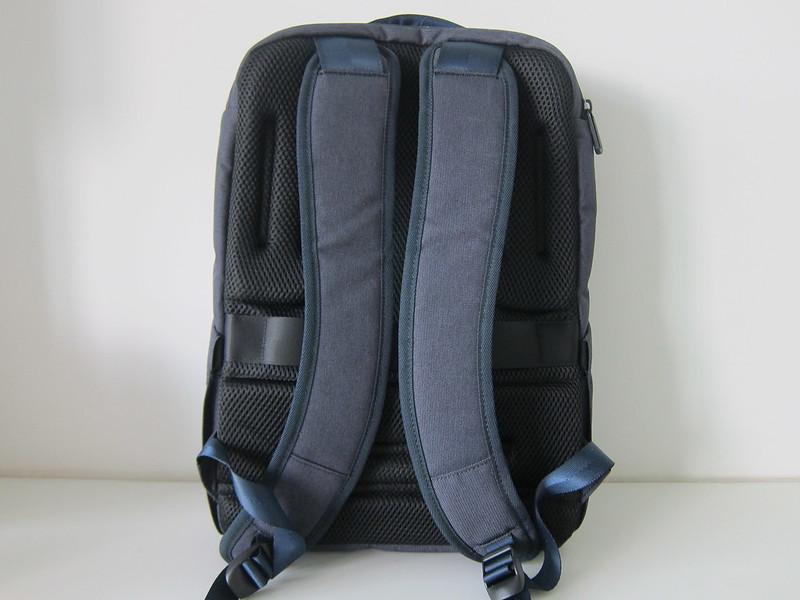 Targus Cypress EcoSmart 15.6 Inch Slim Backpack - Back
