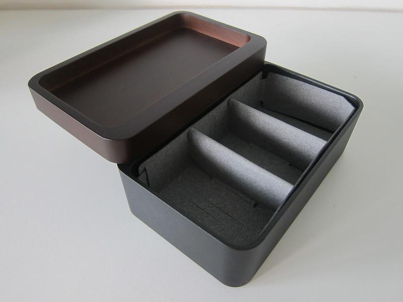 Revov Tray Box - Open