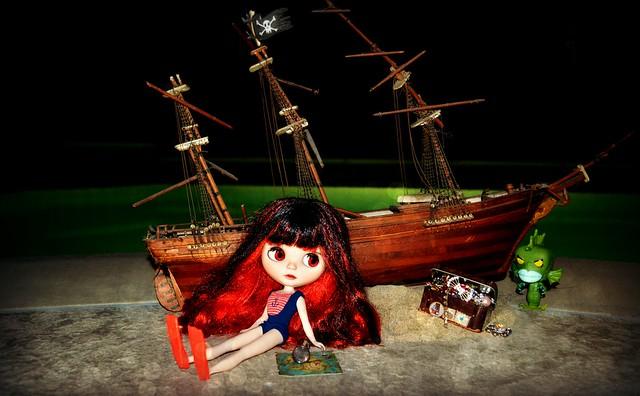 BaD Aug 13 - Shipwreck