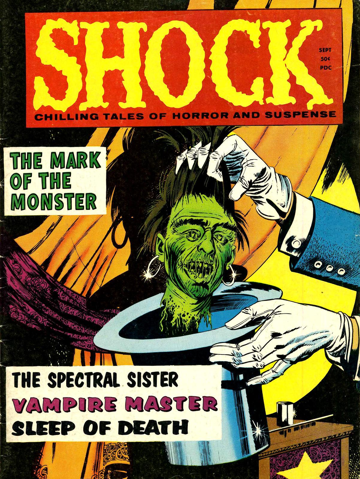 Shock - Volume 2, Issue 04, September 1970