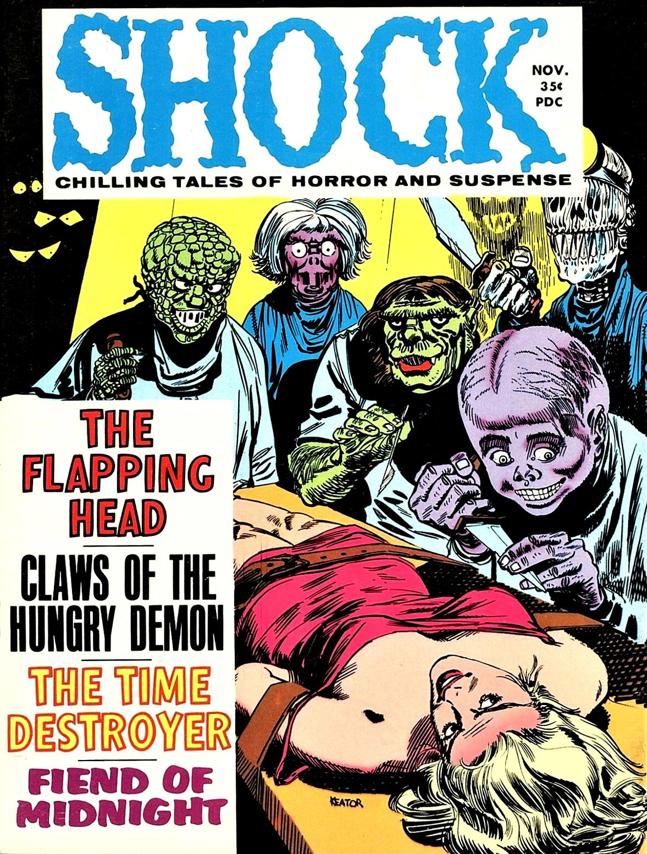 Shock - Volume 1, Issue 04, November 1969