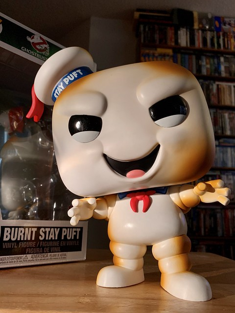 Burnt Stay Puft