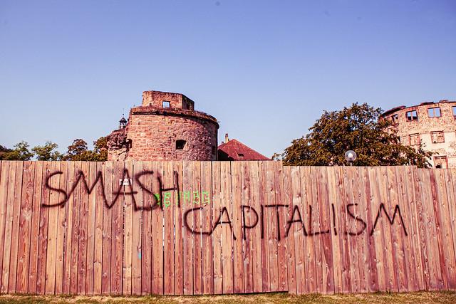 """SMASH CAPITALISM"""