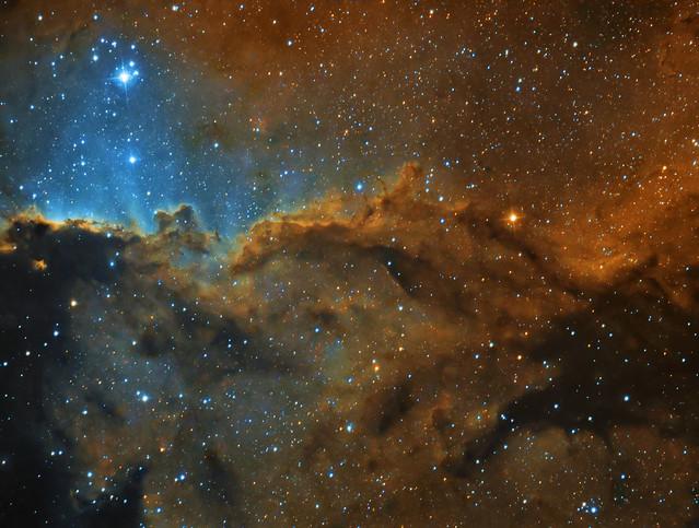 NGC 6188 - Fighting Dragons Nebula - Explored August 13, 2020