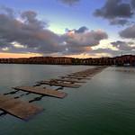 Preston Docks Dusk