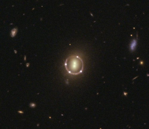 Quadruply Lensed Quasar 2M1310-1714