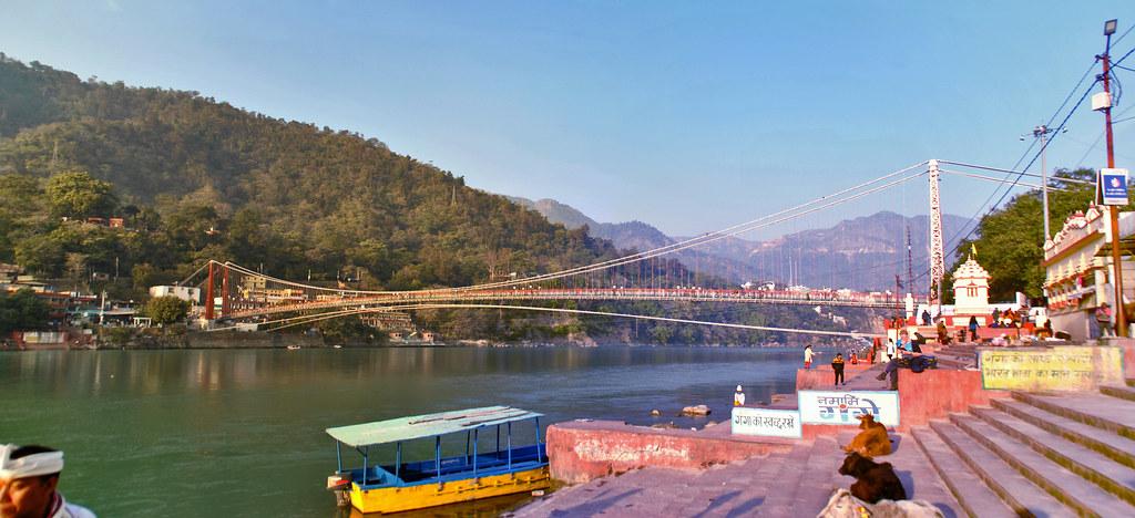Jembatan Ram Jhula