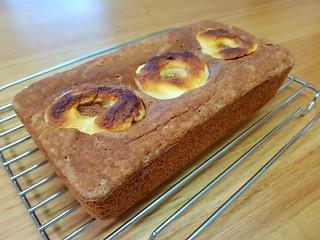 Easy Applesauce Snack Cake