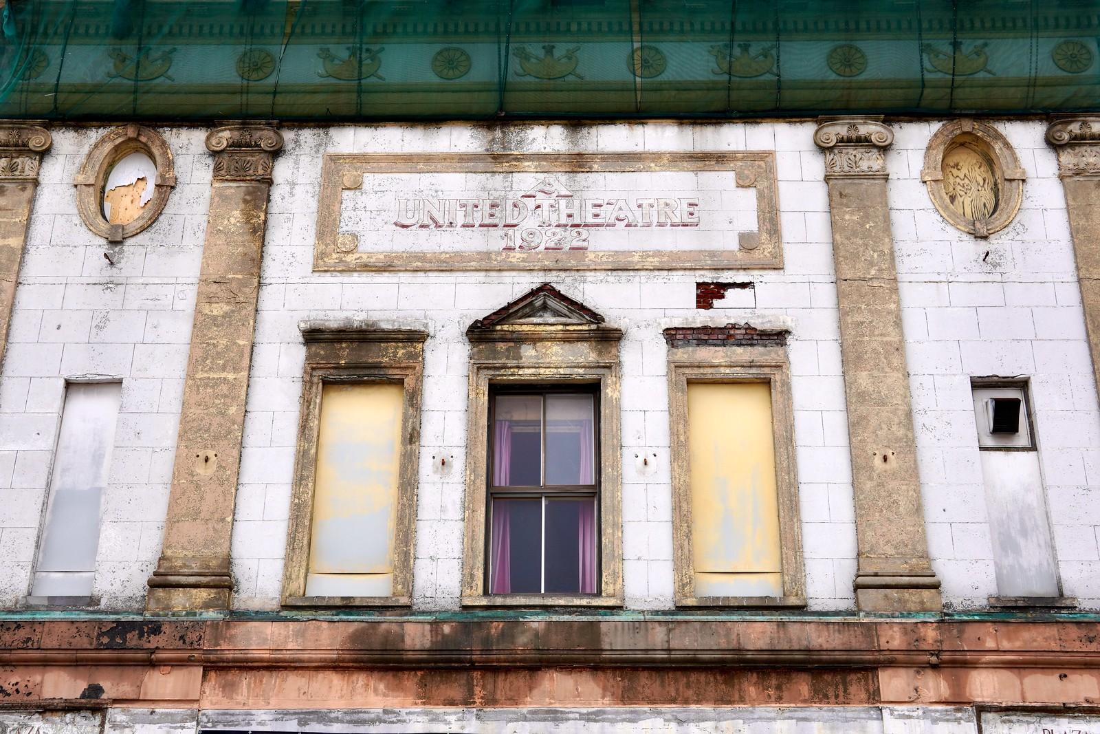 United Theatre, 1922