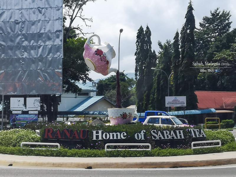 Sabah Ranau Town