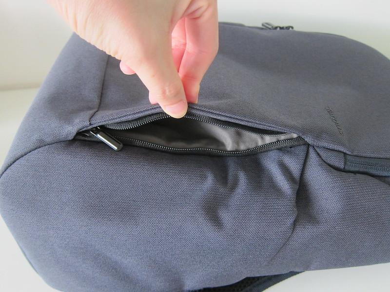 Targus Cypress EcoSmart 15.6 Inch Slim Backpack - Front Pocket