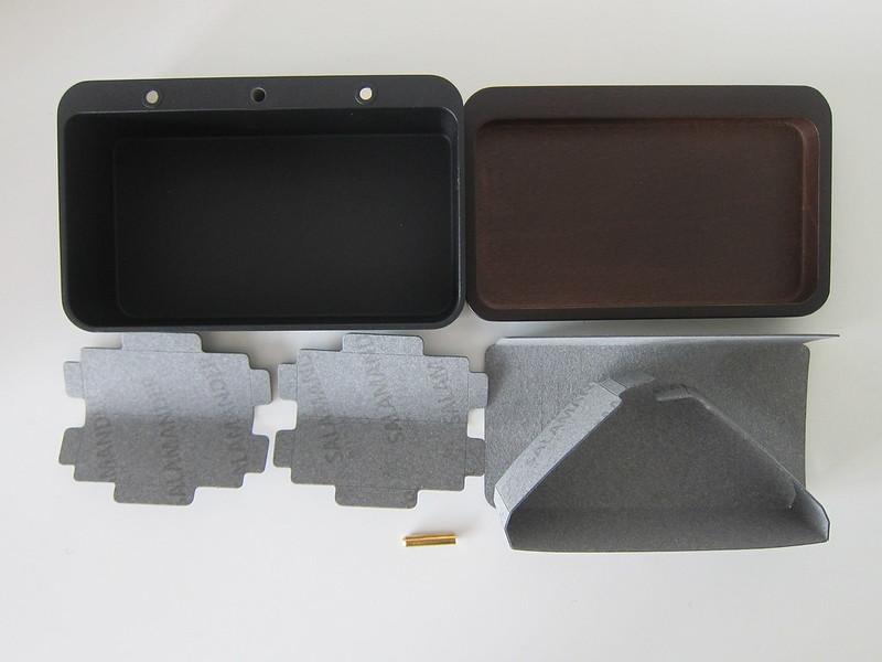 Revov Tray Box - Box Contents