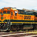 BNSF565, Galveston, TX