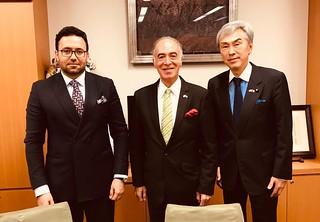 Ambassador's Meeting with Mr. Ishihara