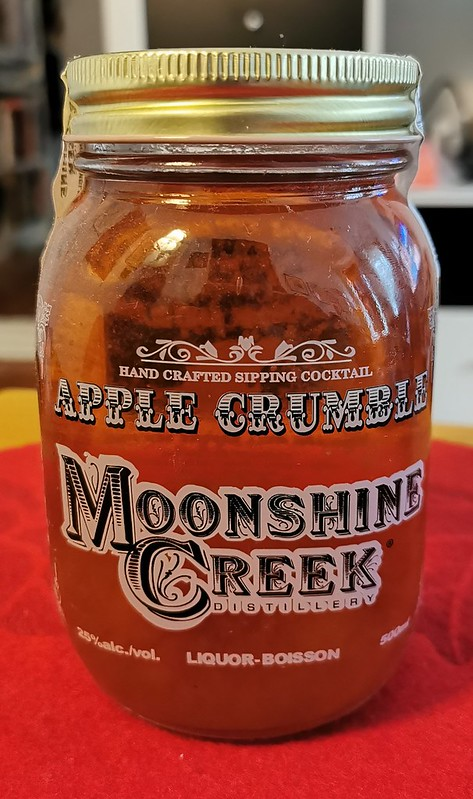 Apple Crumble by Moonshine Creek