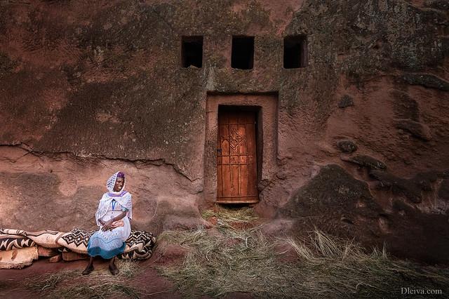 Epifanía en Lalibela, Etiopia