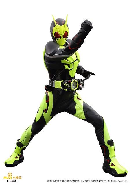 統一獅x假面騎士主題日 8 月底接力登場!假面騎士接力守護獅隊主場,聯名商品限量開賣!