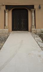 Muduex, iglesia de la Natividad de Ntra. Sra.