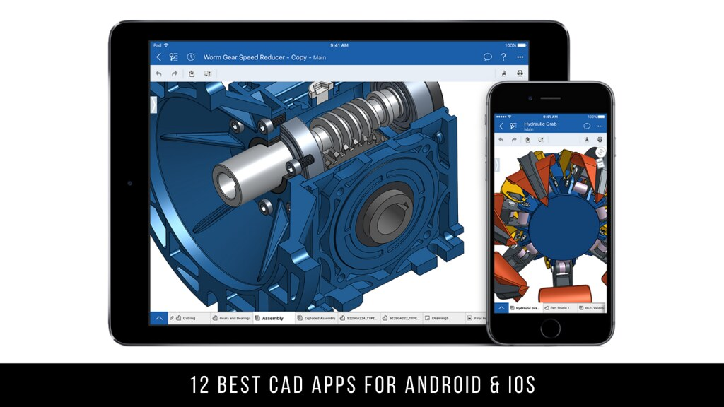 12 Best Cad Apps For Android & iOS