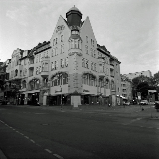 Berlin Steglitz Eckhaus 13.8.2020