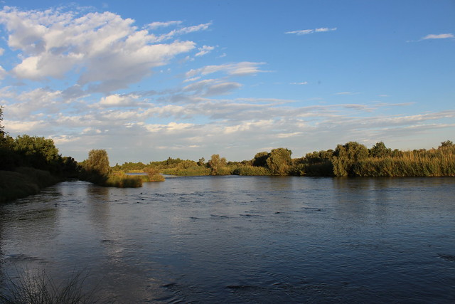The Vaal River