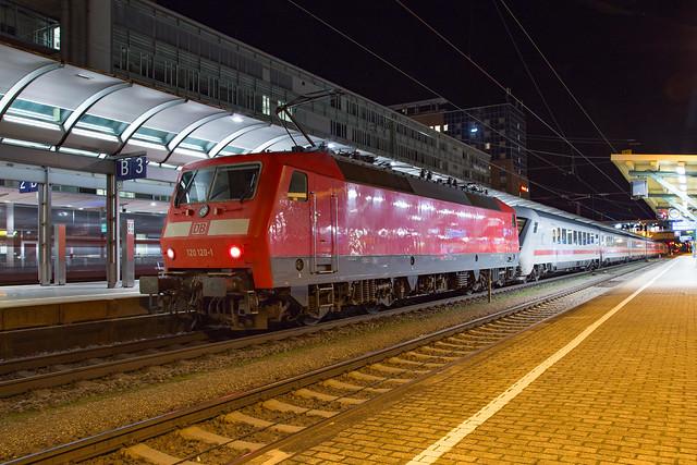 DB 120 120 Freiburg (Breisgau) Hbf