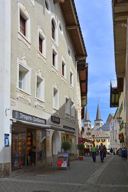 Berchtesgaden - Altstadt (031) - Fußgängerzone