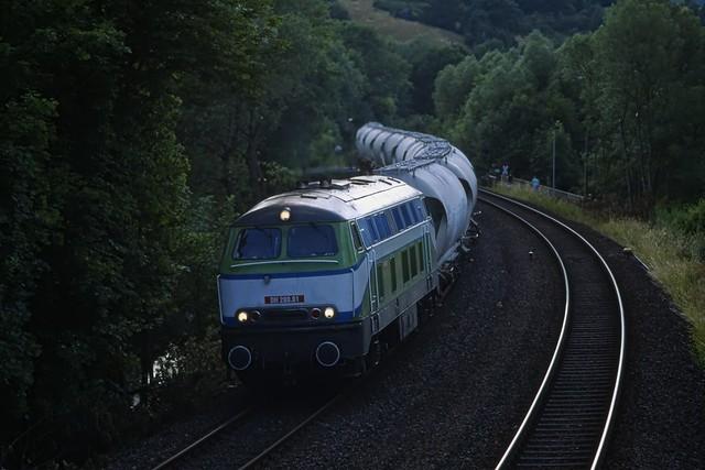 DH 280.01 der Bahngesellschaft Waldhof