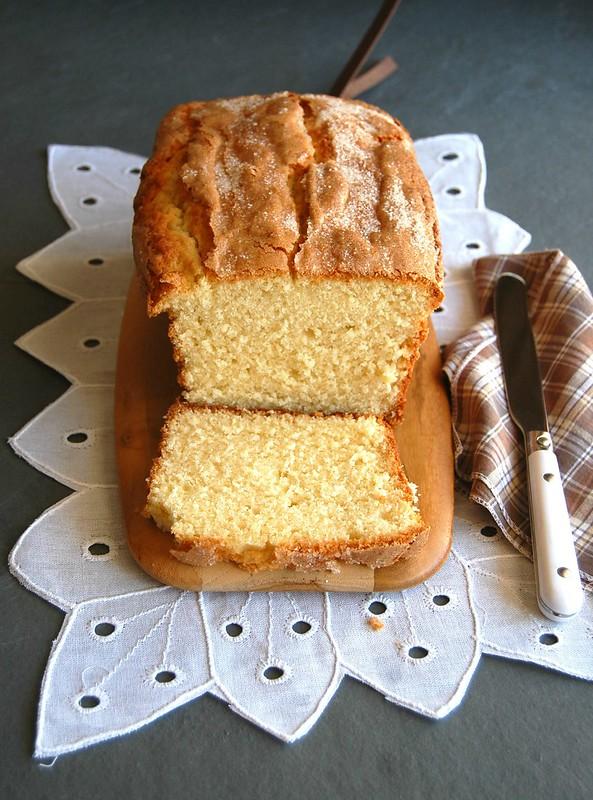 Bolo de buttermilk, ou bolo de nada
