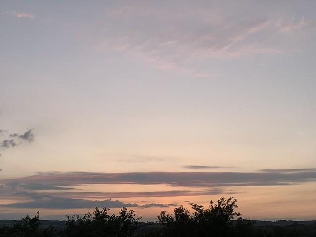 The Evening Sky
