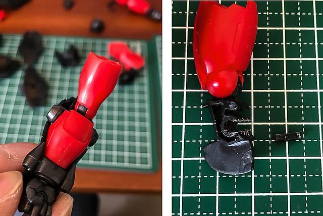 千值練「PLAIOBOT 紅蓮螺巖」組裝模型公開官方作例!