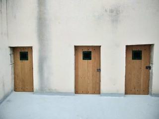 Les anciennes prisons d'Orgelet