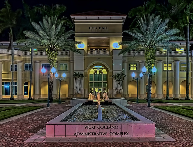 Miramar Culture Center-Arts Park, City of Miramar, Broward County,  Florida, USA