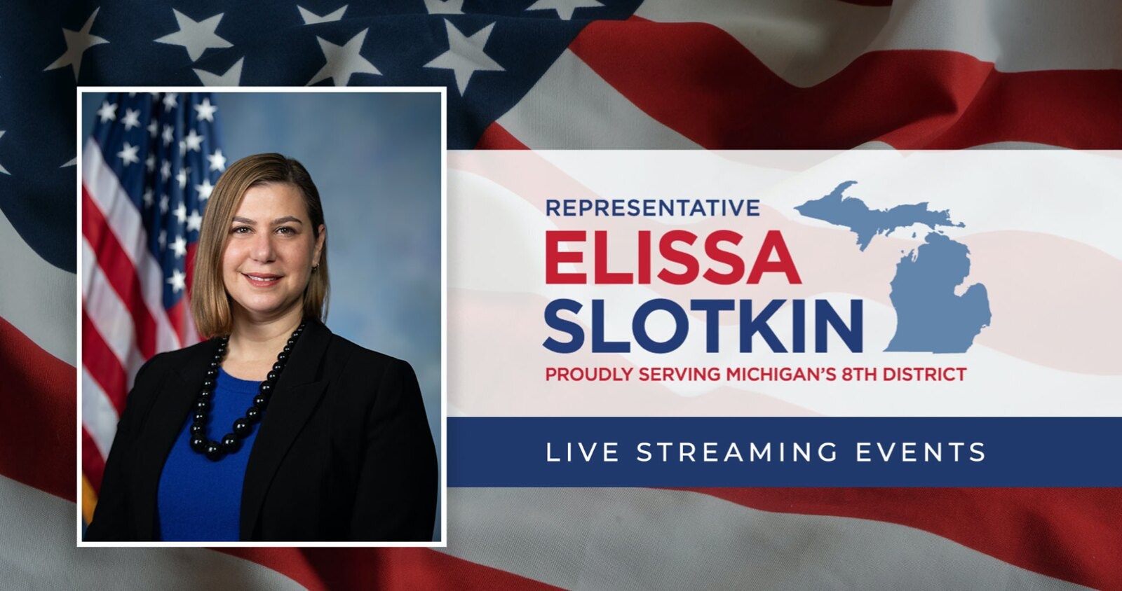 Congresswoman Elissa Slotkin Answers Questions about Returning to School