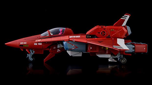 RIOBOT 機甲創世記1/48「Legioss ZETA」明年 01 月推出  完全變形機構再現三種型態!
