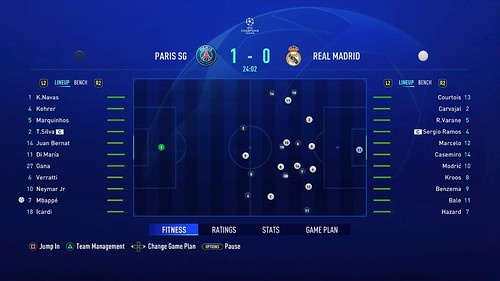 FIFA 21 - Career Mode - Match Simulation | by PlayStation.Blog