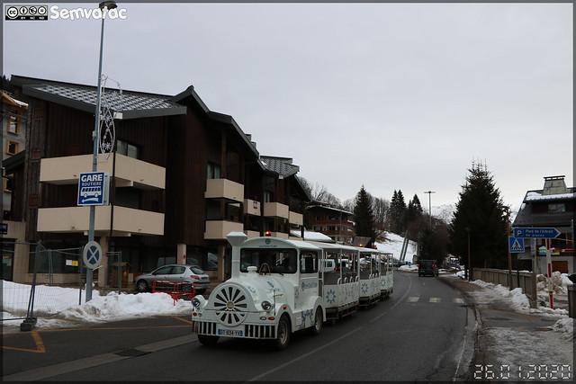 Deltrain Delga – Les Gets Train