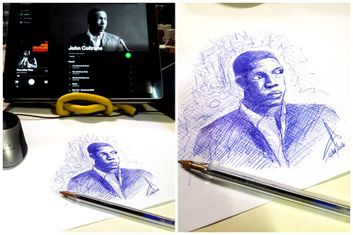 Break with John Coltrane