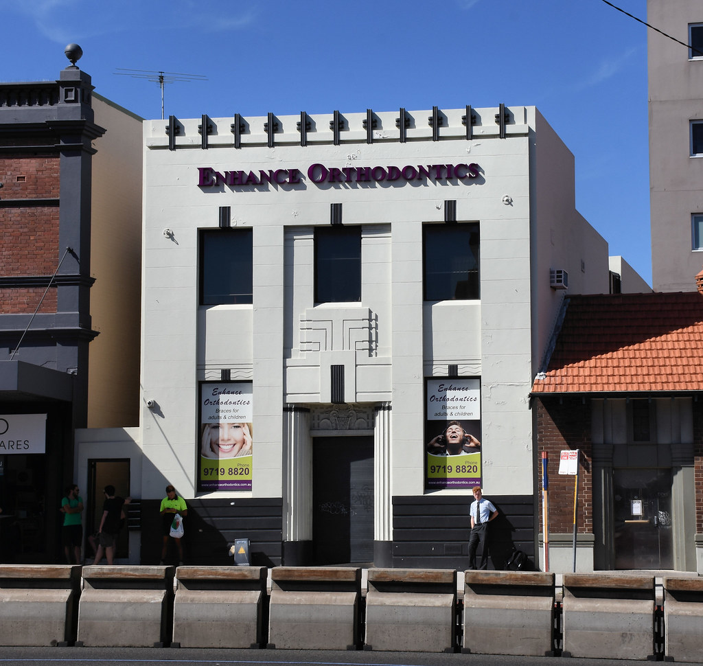Former Commonwealth Bank, Drummoyne, Sydney, NSW.