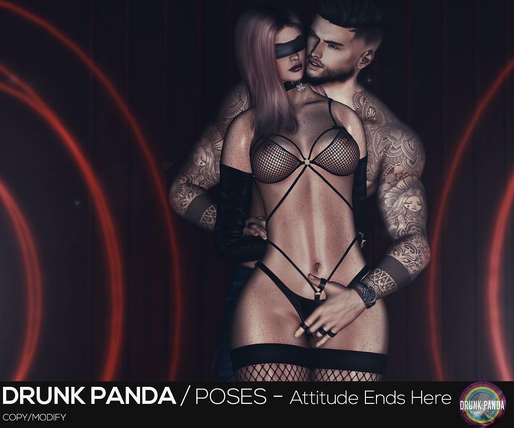Drunk Panda – AttitudeEndsHere