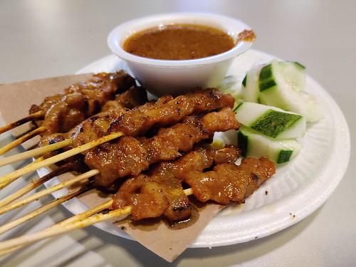 Mixed Satay