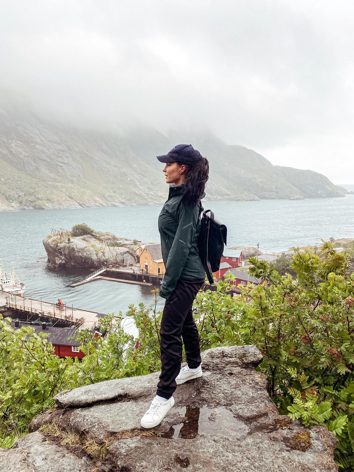Nusfjordin kylä