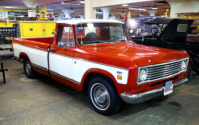 National Automotive and Truck Museum 04-28-2019 153 - International F150 Eight