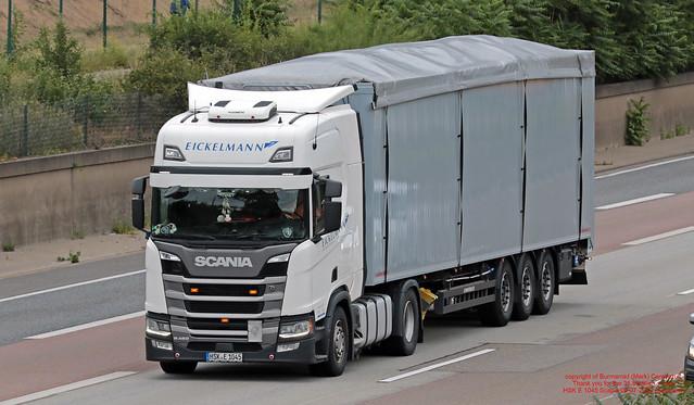 HSK E 1045 Scania 08-07-2020 (Germany)