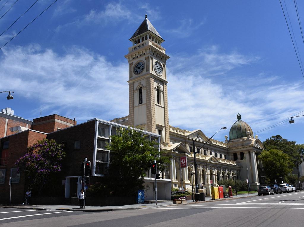 Post Office, Balmain, Sydney, NSW.