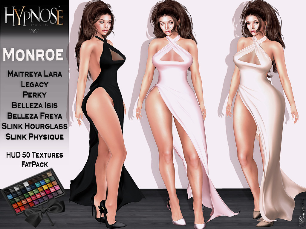 HYPNOSE – MONROE GOWN