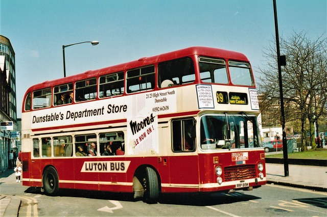 Luton and District RRP815M
